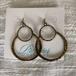 {Premier Designs} JANE Earrings, NIB
